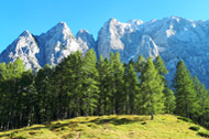 Mount Prisojnik, Julian Alps