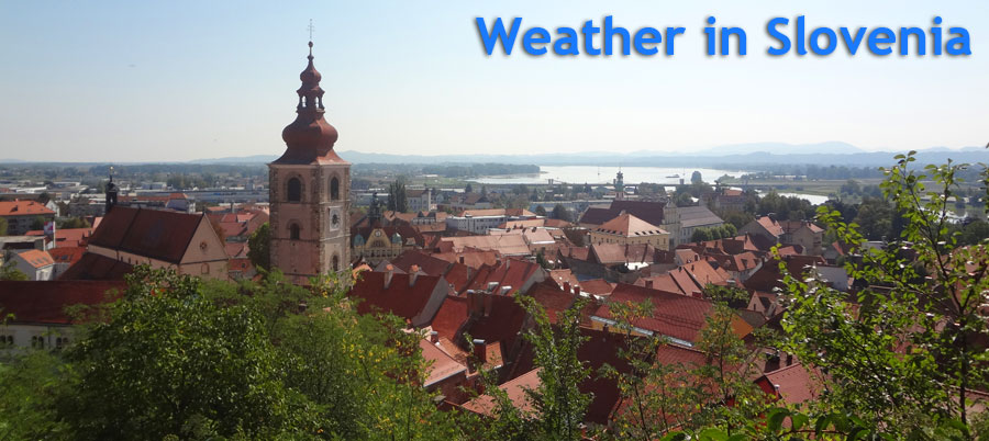 Weather for Slovenia